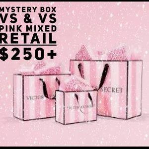 Victoria secret/ pink mystery box